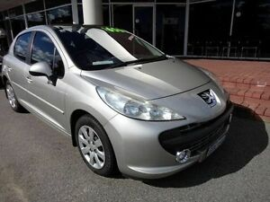 2009 Peugeot 207 Auto MOON ROOF Silver 4 Speed Automatic Hatchback Victoria Park Victoria Park Area Preview