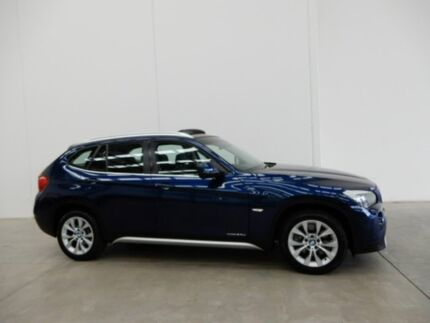 2010 BMW X1 E84 MY11 xDrive23d Steptronic Blue 6 Speed Sports Automatic Wagon Braeside Kingston Area Preview