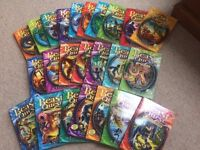 Beast Quest books - Adam Blade. Numbers 1 - 24. (Childrens Books)