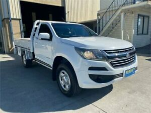 2016 Holden Colorado RG MY17 LS 4x2 White 6 Speed Manual Cab Chassis Greystanes Parramatta Area Preview