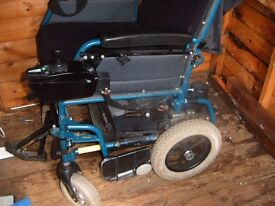electic mobility chair