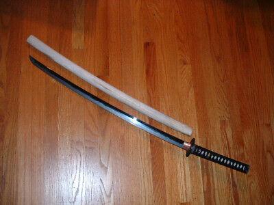 [TKJ01] Japanese Samurai Sword: Hirokuni Gendai Katana in Koshirae 73.4 CM