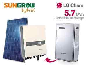LG CHEM 6.4KWh Lithium Hybrid Solar System....  Tesla Beater South Toowoomba Toowoomba City Preview