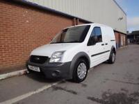 2010 FORD TRANSIT CONNECT Low Roof Van TDCi 75ps