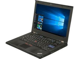Lenovo T420s Core  i5-2520M laptop with Windows10