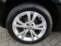 ALFA ROMEO GIULIETTA 1.6 JTDM-2 DISTINCTIVE 5d 105 BHP (black) 2014