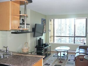 Vancouver Downtown 1bd+den  $1999 Furnished/Parking/Cable/Intern Downtown-West End Greater Vancouver Area image 4