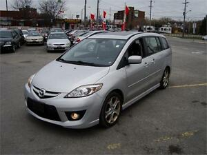 2008 Mazda 5 clean 6 Seater ! Loaded !