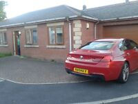 3 bed detached modern bungalow