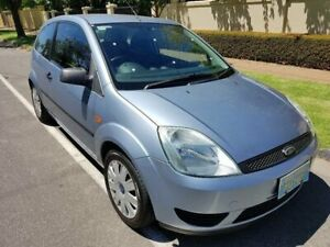 2004 Ford Fiesta LX Blue Automatic Prospect Prospect Area Preview