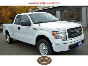 2013 Ford F-150 STX | CERTIFIED | New Tires!