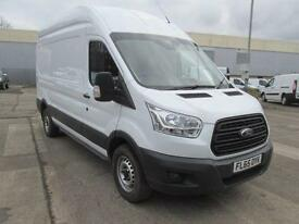 Ford Transit T350 2.2 Tdci 125Ps L3 H3 Van DIESEL MANUAL WHITE (2015)