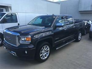 2015 GMC Sierra 1500 Denali dark grey LOADED like NEW