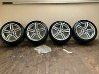Genuine BMW M Sport 19 Inch Alloys Alloy Wheels