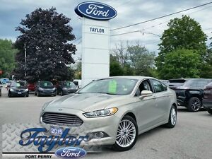 2015 Ford Fusion SE *LEATHER* *DEALER OWNED*