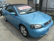 2002 Holden Astra BERTONE Convertible 4 Speed Automatic Convertible Beaconsfield Cardinia Area Preview