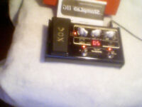 VOX STOMPLAB IIG MULTI EFFECTS UNIT FOR SALE