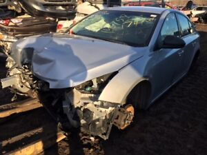 2011 Chevy Cruze just in for parts at Pic N Save!