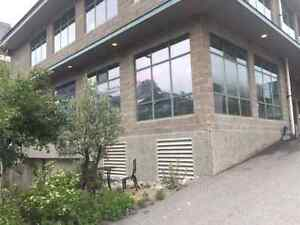 Large, bright ground floor space in Canmore