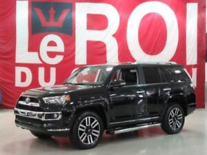 Toyota 4Runner LIMITED 4WD 7 PASSAGERS 2015