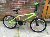 """Bike. Trax BMX bike , 20"""" wheel"""