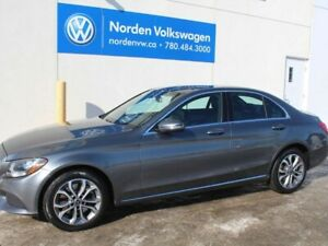 2017 Mercedes Benz C-Class C 300 4MATIC AWD - LEATHER / HEATED S