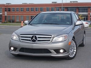 2009 Mercedes-Benz C230 4Matic Berline