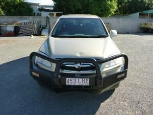 2008 Holden Captiva CG MY08 SX Gold Manual Wagon Rosslea Townsville City Preview