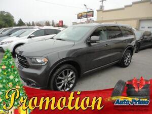 Dodge Durango 2018 GT-AWD-Cuir-ToitOuv-Navi a vendre