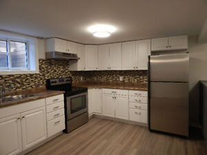Newly Renovated Basement Apartment near Fairview Mall