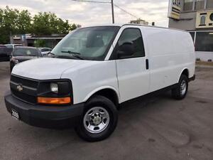 2009 Chevrolet Express Cargo Van **SLIDING SIDE DOOR**