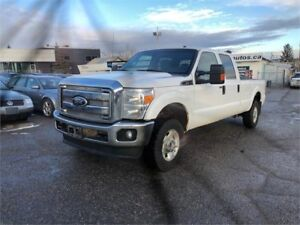 2011 Ford F350 XLT SUPER DUTY 4X4