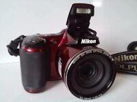 Nikon Coolpix L820 30x Zoom