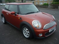 MINI One 1.6i 16V 98BHP PEPPER PACK **Full Service History** (orange) 2011