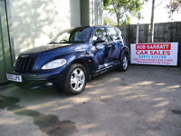 2002 Chrysler PT Cruiser 2.0 Touring