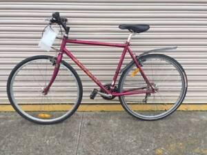 Shogun hybrid bike - Medium size. Refurbished. Port Melbourne Port Phillip Preview