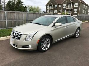 2013 Cadillac XTS Premium Collection - ESTATE VEHICLE - 36,000 K
