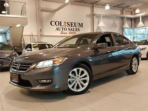 2013 Honda Accord Sedan TOURING-NAVIGATION-REAR CAM-LEATHER-SUNR