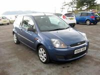 2006 (55) Ford Fiesta Style Climate, 1242cc Petrol, 5 Speed Manual