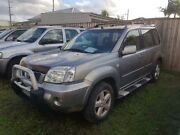 2004 Nissan X-Trail T30 TI (4x4) Gold 5 Speed Manual Wagon Edgeworth Lake Macquarie Area Preview