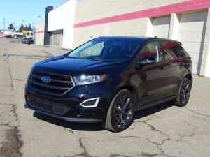 2016 Ford Edge AWD SPORT Accident Free,  Navigation (GPS),  Leat