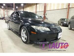 2004 Mazda Mazda6 GS AS-IS VALID ETEST