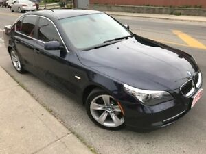 2008 BMW 535i, Certify, E-test and FREE car proof.  Warranty avi
