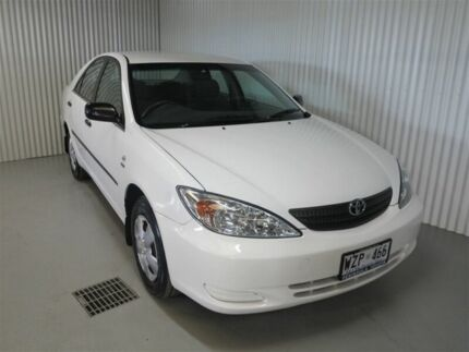 2004 Toyota Camry ACV36R Altise White 4 Speed Automatic Sedan Kadina Copper Coast Preview