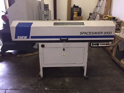 Used Smw Spacesaver 2003 Short Magazine Barfeed 2004 - Make Offer