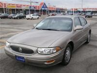 2001 BUICK LESABRE CERTIFY E-TEST,3 YEARS P-T WARRANTY AVAILABLE