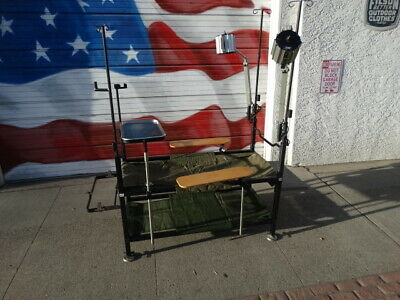 Us Military Field Operating Table Nsn 6530-01-321-5592 New