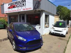 2015 Ford Fiesta ST...WEAK END SPECIAL $21,900.00 $...0 DOWN oac