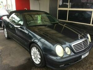2001 Mercedes-Benz CLK320 Black Opal Automatic Cabriolet Dandenong Greater Dandenong Preview