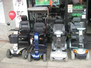 MOBILITY SCOOTERS From $550.00 Kingsgrove Canterbury Area Preview